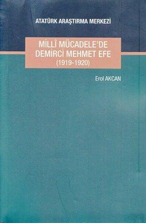 Milli Mücadele'de Demirci Mehmet Efe (1919-1920), 2015
