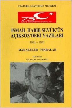İsmail Habib Sevük'ün Açıksöz'deki Yazıları, 1998