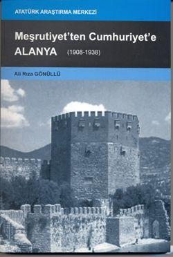 Meşrutiyet'ten Cumhuriyet'e ALANYA (1908-1938), 2008