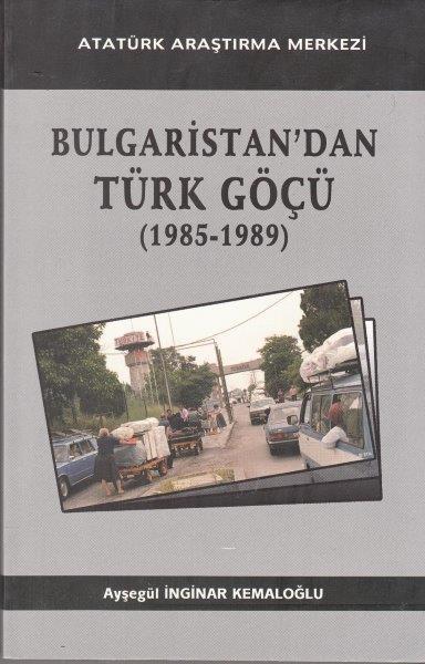 Bulgaristan'dan Türk Göçü (1985-1989), 2012