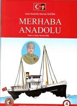 Merhaba Anadolu (Çizgi Roman), 2013