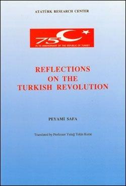 Reflections on the Turkish Revolution, 1999