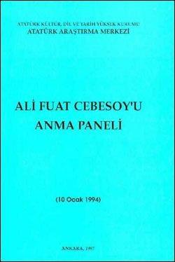 Ali Fuat Cebesoy'u Anma Paneli (10 Ocak 1994), 1997