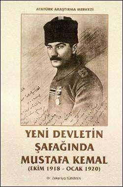 Yeni Devletin Şafağında Mustafa Kemal (Ekim 1918 - Ocak 1920), 2002