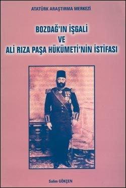 Bozdağ'ın İşgali ve Ali Rıza Hükümetinin İstifası, 2003