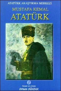 Mustafa Kemal Atatürk (Resimli Roman 2) (Eski), 2000
