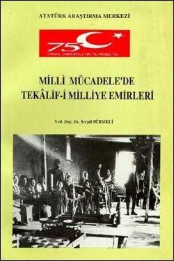 Milli Mücadele'de Tekalif-i Milliye Emirleri, 1998