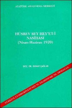 Hüsrev Bey Heyet-i Nasihası (Nisan-Haziran 1920), 1998