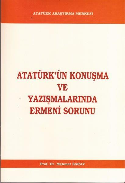 Atatürk'ün Konuşma ve Yazışmalarında Ermeni Sorunu, 2010