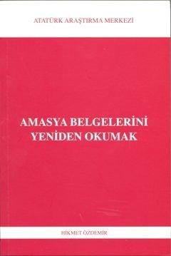 Amasya Belgelerini Yeniden Okumak, 2010