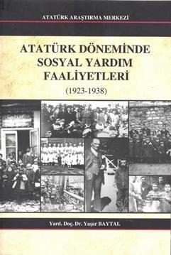 Atatürk Döneminde Sosyal Yardım Faaliyetleri, 2012