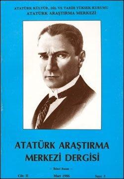 Atatürk Araştırma Merkezi Dergisi, Mart 1986 , Sayı: 5, 1986
