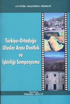 Türkiye-Ortadoğu Uluslararası Dostluk ve İşbirliği Sempozyumu, 2011