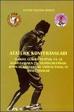 Atatürk Konferansları (Afyon ve İlçeleri), 2000