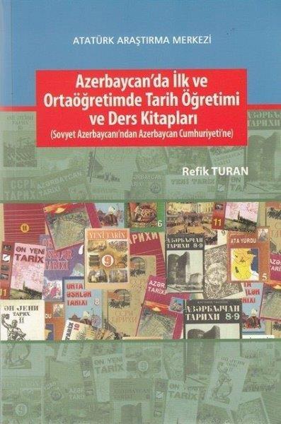 Azerbaycan'da İlk ve Ortaöğretimde Tarih Öğretimi ve Ders Kitapları, 2015