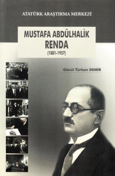 Mustafa Abdülhalik RENDA (1881-1957), 2015
